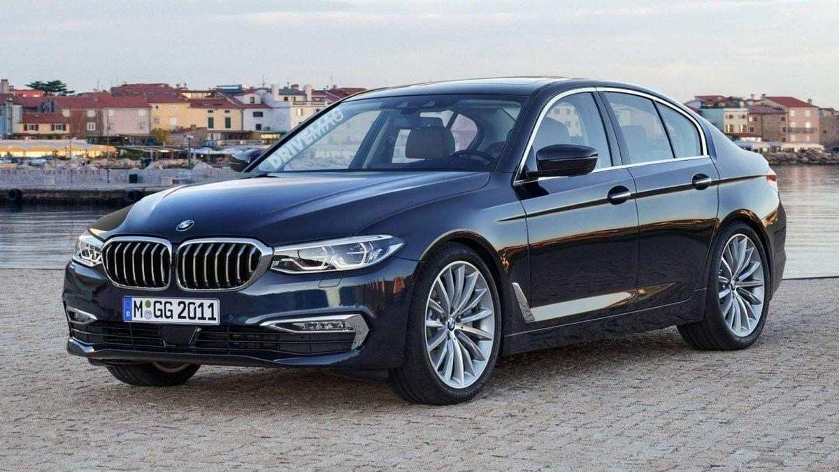 20 Best Review 2019 Bmw 5 Series Release Date Exterior and Interior by 2019 Bmw 5 Series Release Date