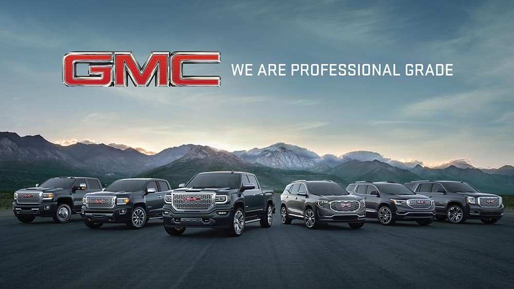 20 Best Review 2019 Gmc Lineup Concept for 2019 Gmc Lineup