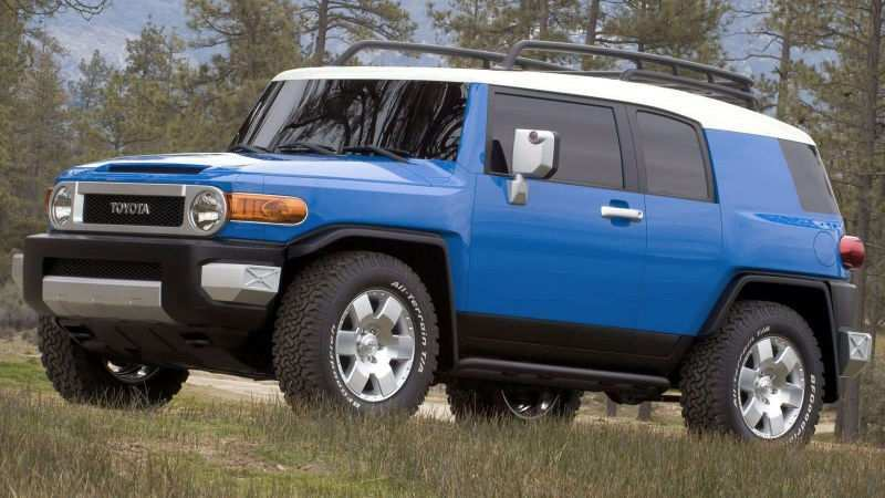20 Best Review 2019 Toyota Fj Cruiser Price and Review for 2019 Toyota Fj Cruiser