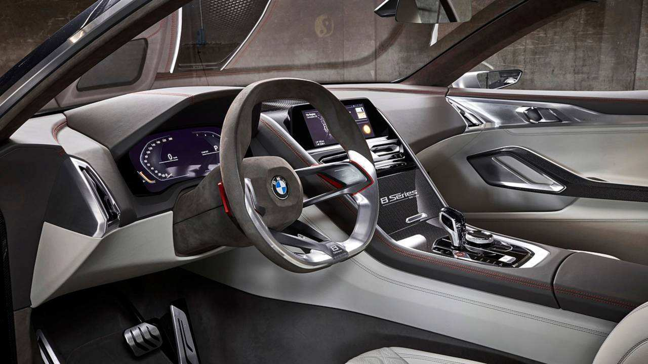 20 Concept of 2019 Bmw 8 Series Interior First Drive with 2019 Bmw 8 Series Interior