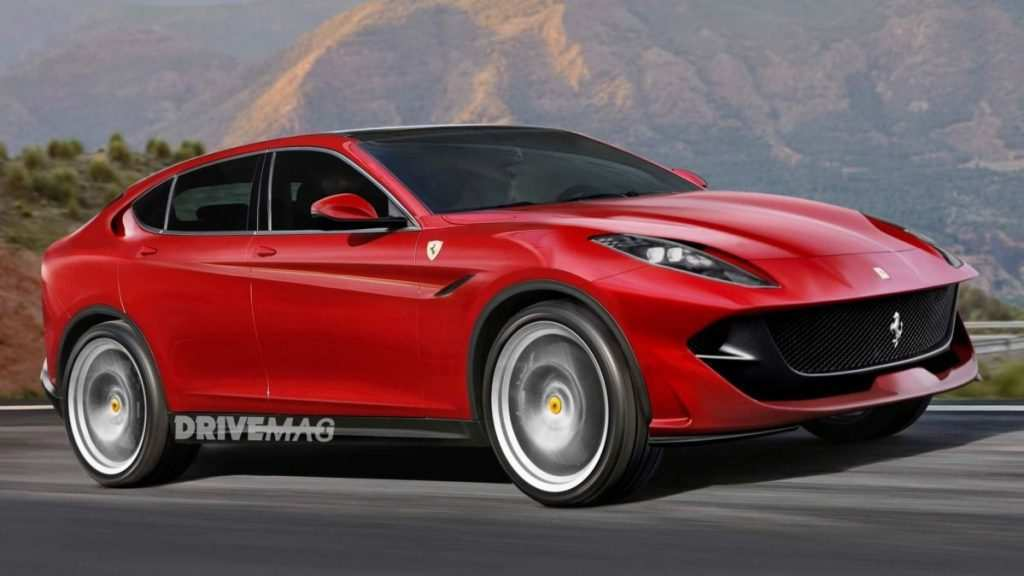 20 Concept of 2019 Ferrari Suv Model with 2019 Ferrari Suv