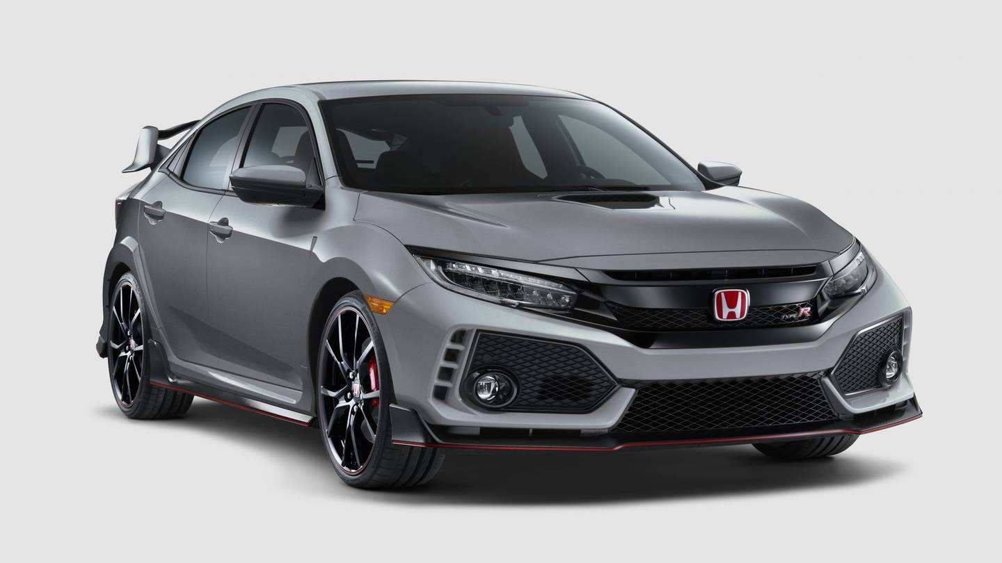20 Concept of 2019 Honda Type R Spy Shoot for 2019 Honda Type R