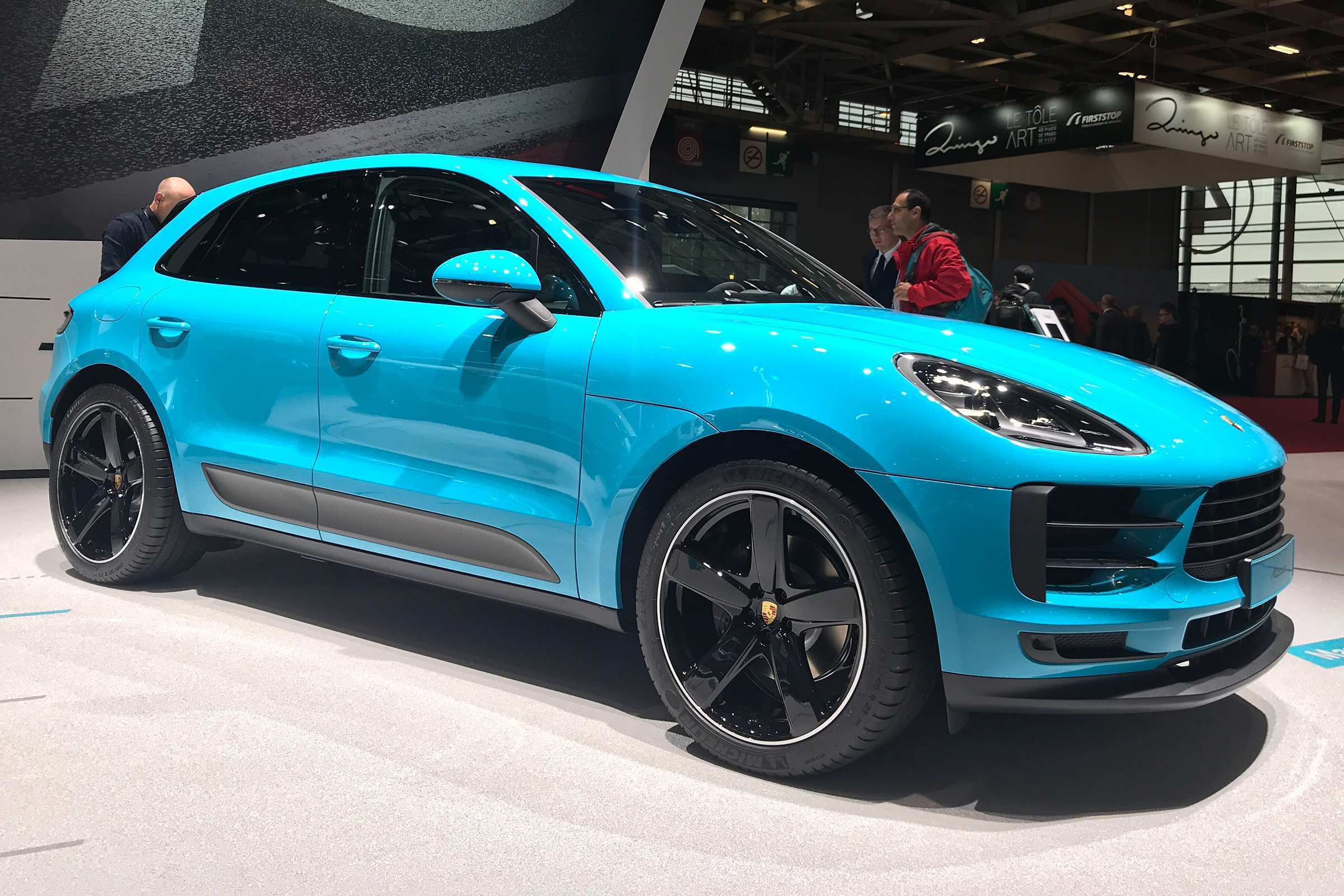 20 Concept of 2019 Porsche Macan Gts Ratings for 2019 Porsche Macan Gts