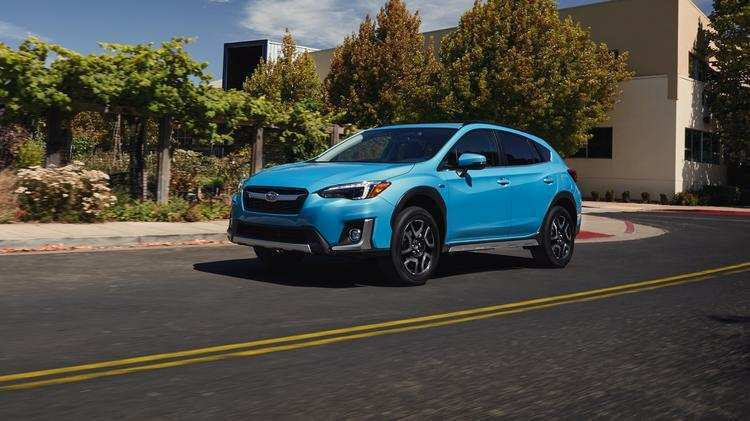 20 Concept of 2019 Subaru Electric Performance and New Engine for 2019 Subaru Electric
