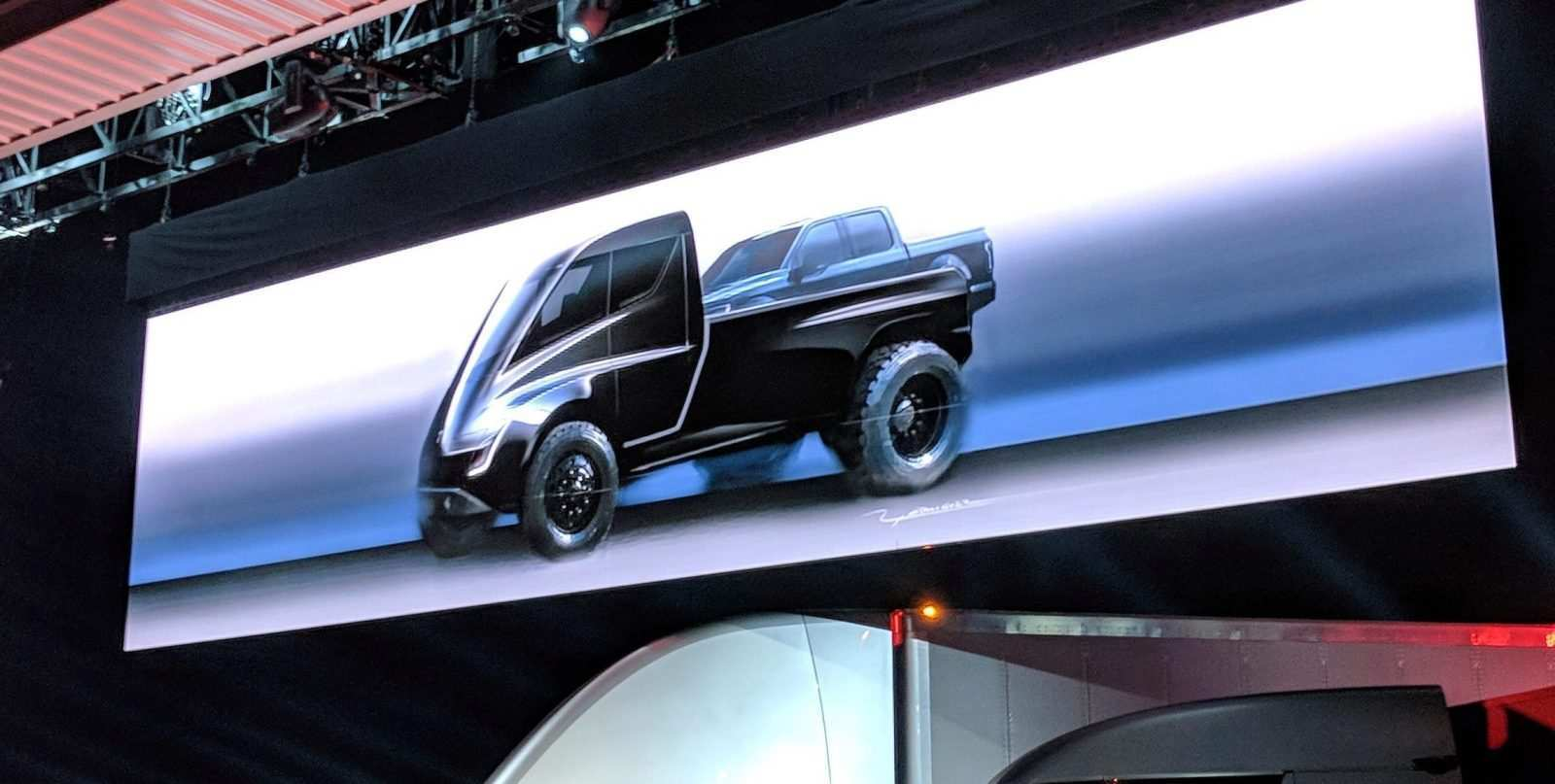 20 Concept of 2019 Tesla Pickup Engine with 2019 Tesla Pickup