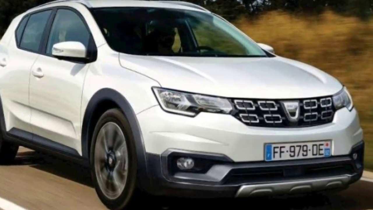 20 Concept of Dacia Sandero 2019 Price with Dacia Sandero 2019