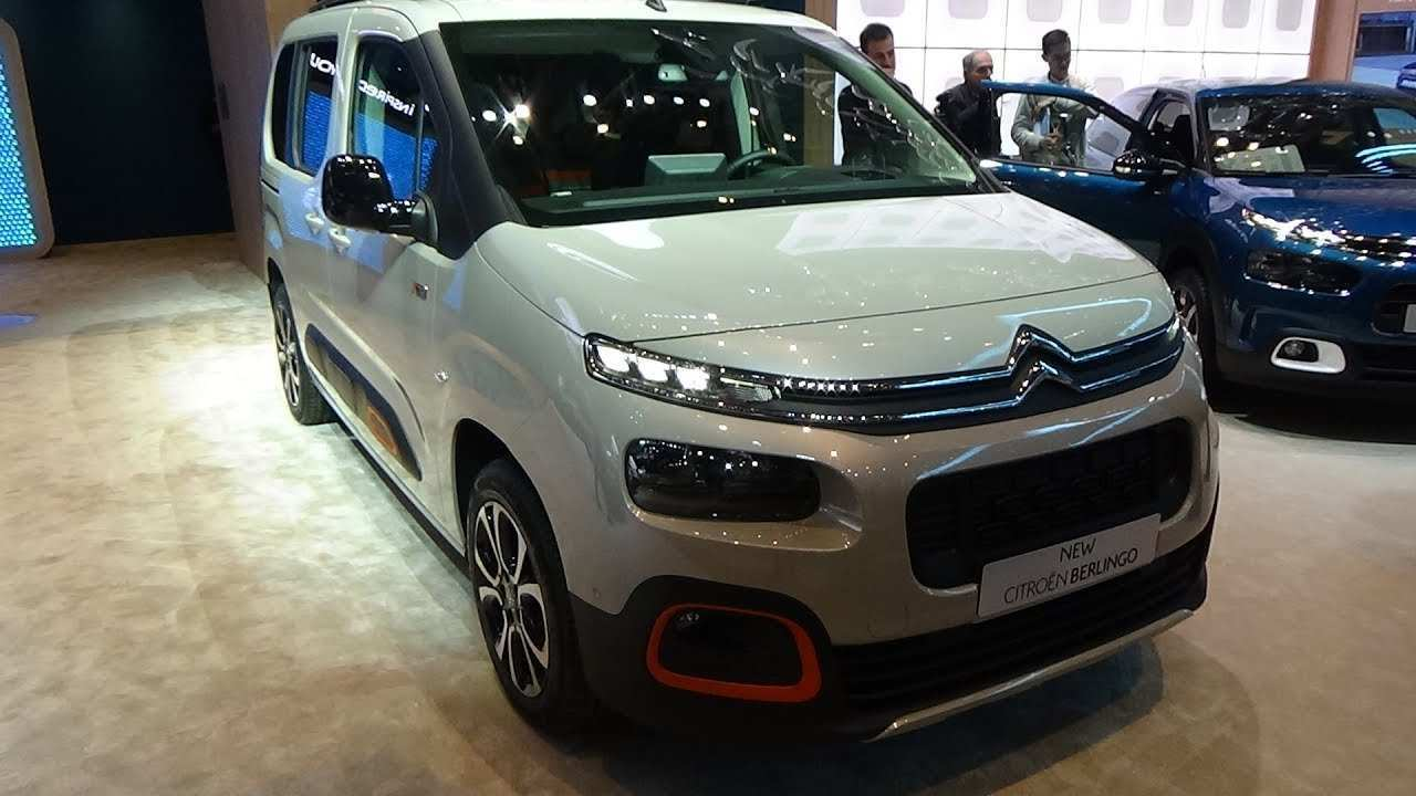 20 Gallery of 2019 Citroen Berlingo Picture for 2019 Citroen Berlingo