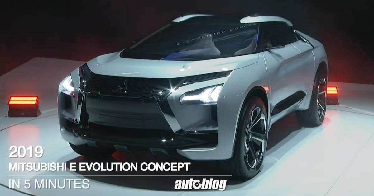 20 Gallery of 2019 Mitsubishi Concept Configurations by 2019 Mitsubishi Concept