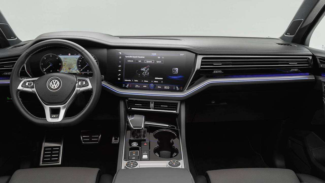 20 Gallery of 2019 Volkswagen Touareg Interior Pricing by 2019 Volkswagen Touareg Interior