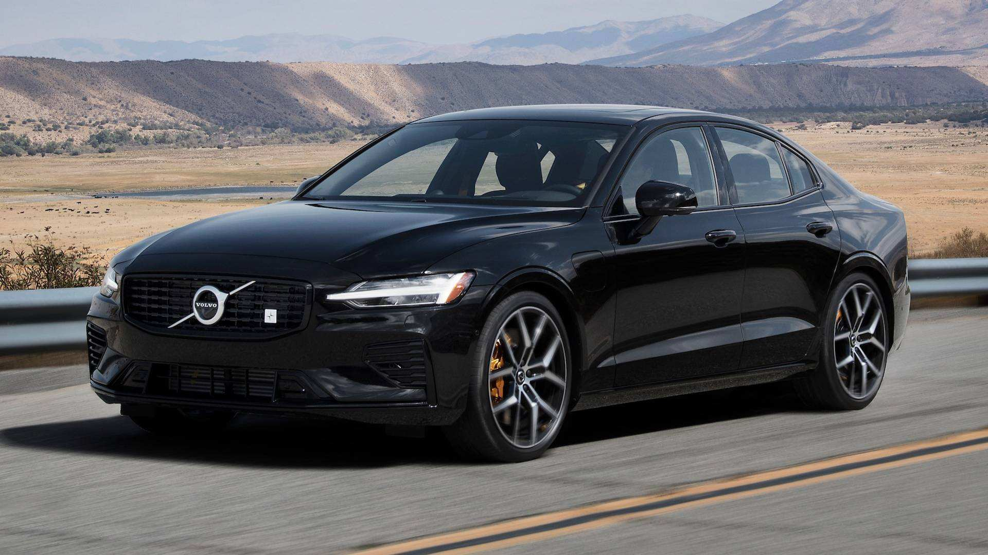 20 Gallery of 2019 Volvo S60 Overview with 2019 Volvo S60