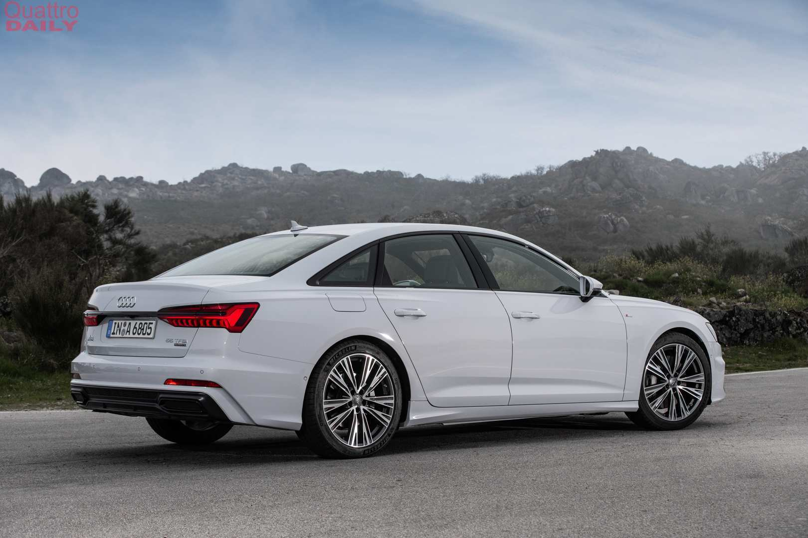 20 Gallery of Audi A6 2019 Redesign by Audi A6 2019