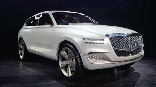 20 Great 2019 Genesis Gv80 Picture by 2019 Genesis Gv80