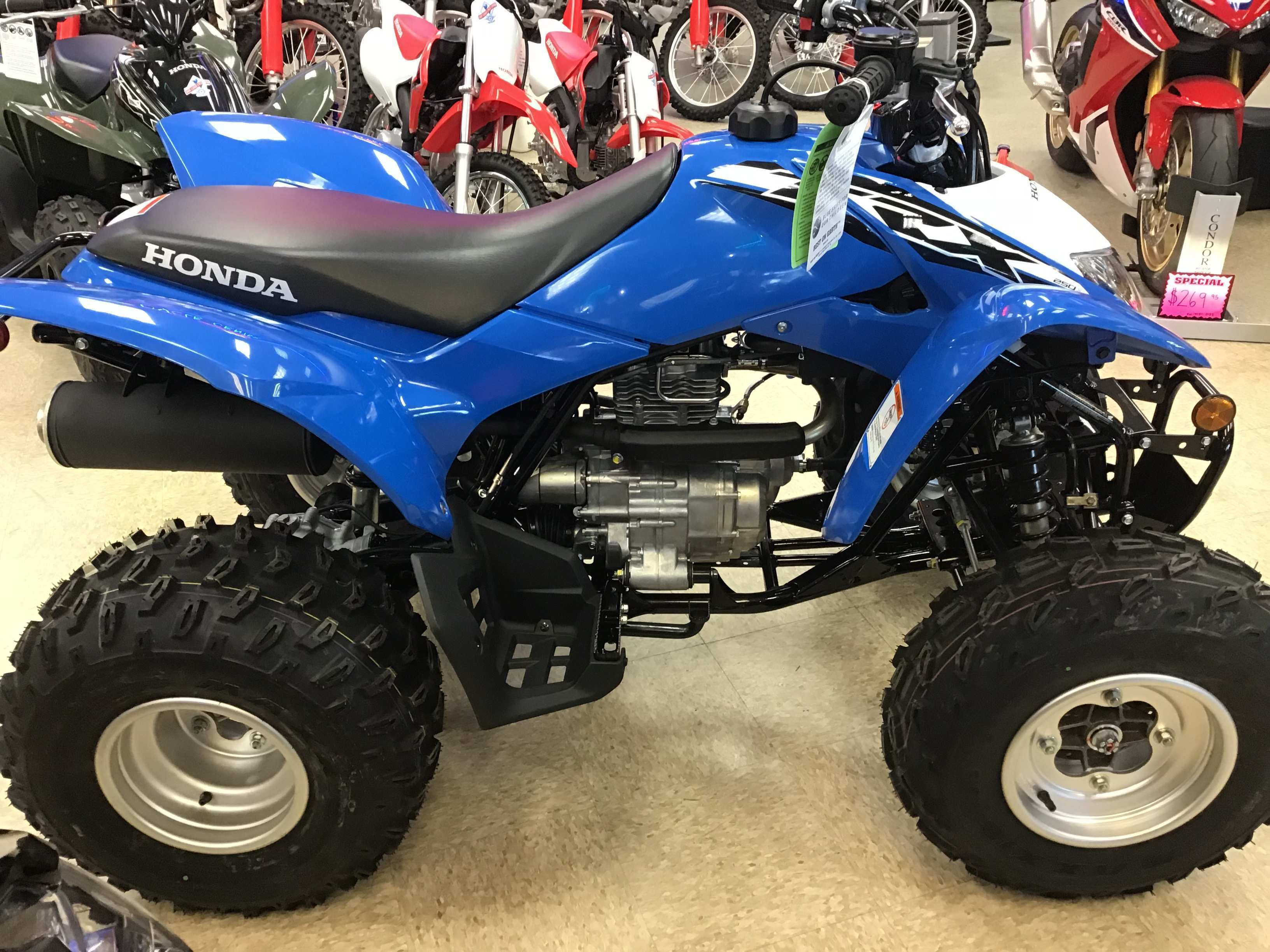 20 Great 2019 Honda Trx250X Spesification with 2019 Honda Trx250X