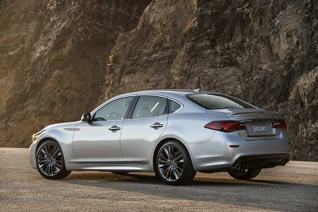 20 Great 2019 Infiniti Q70 Redesign Model with 2019 Infiniti Q70 Redesign
