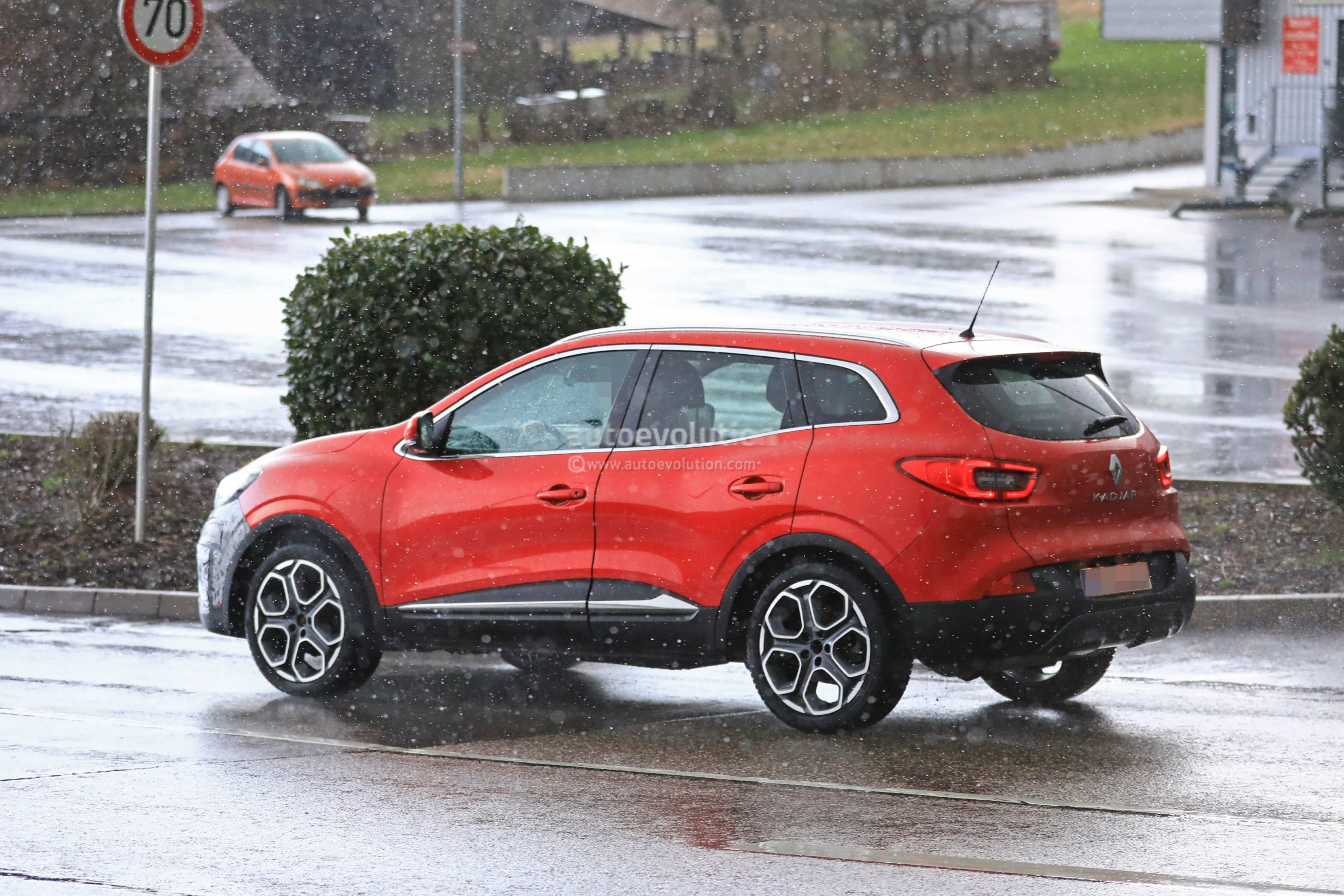 20 Great 2019 Renault Kadjar Exterior and Interior for 2019 Renault Kadjar