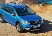 20 Great Nouveau Dacia 2019 Specs and Review for Nouveau Dacia 2019