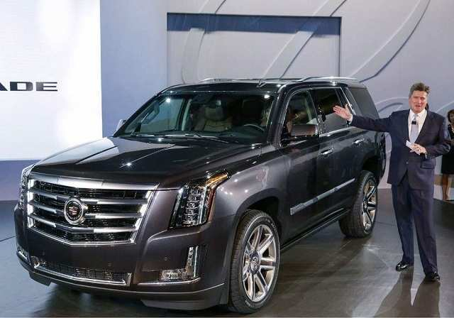 20 New 2019 Cadillac Escalade Changes Release Date with 2019 Cadillac Escalade Changes