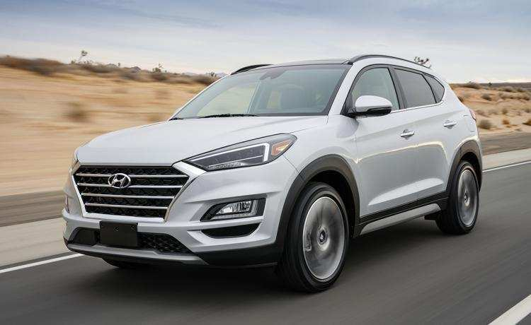20 New 2019 Hyundai Crossover First Drive by 2019 Hyundai Crossover