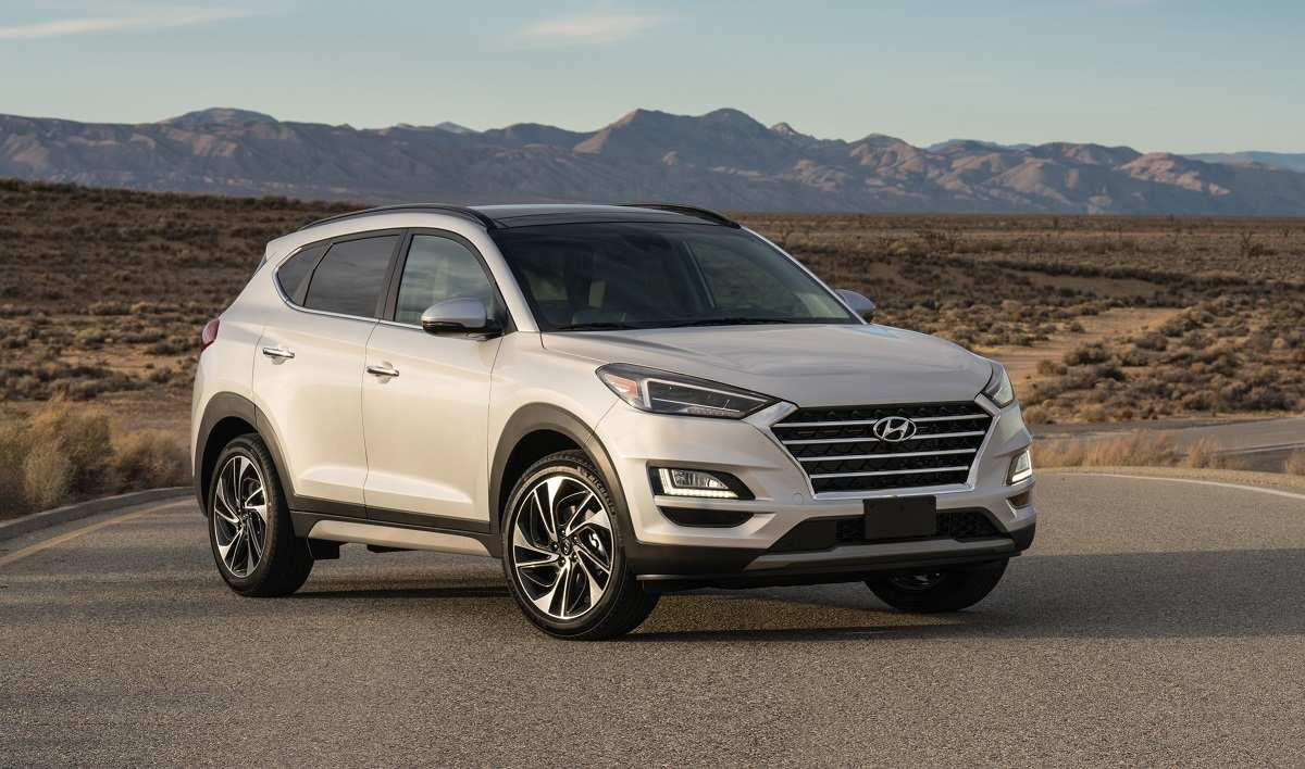 20 New 2019 Hyundai Crossover New Review with 2019 Hyundai Crossover