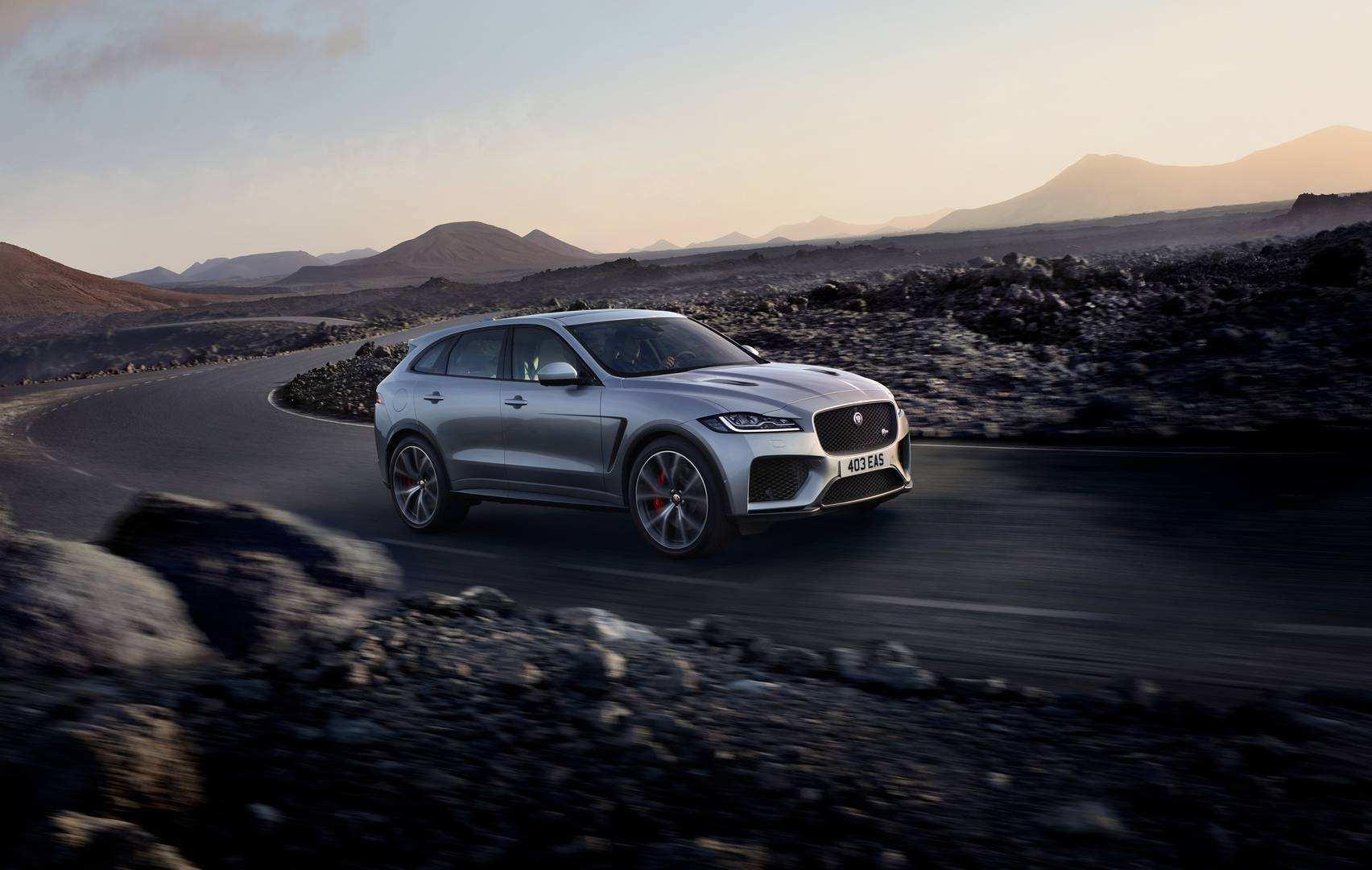 20 New 2019 Jaguar F Pace Svr Prices by 2019 Jaguar F Pace Svr