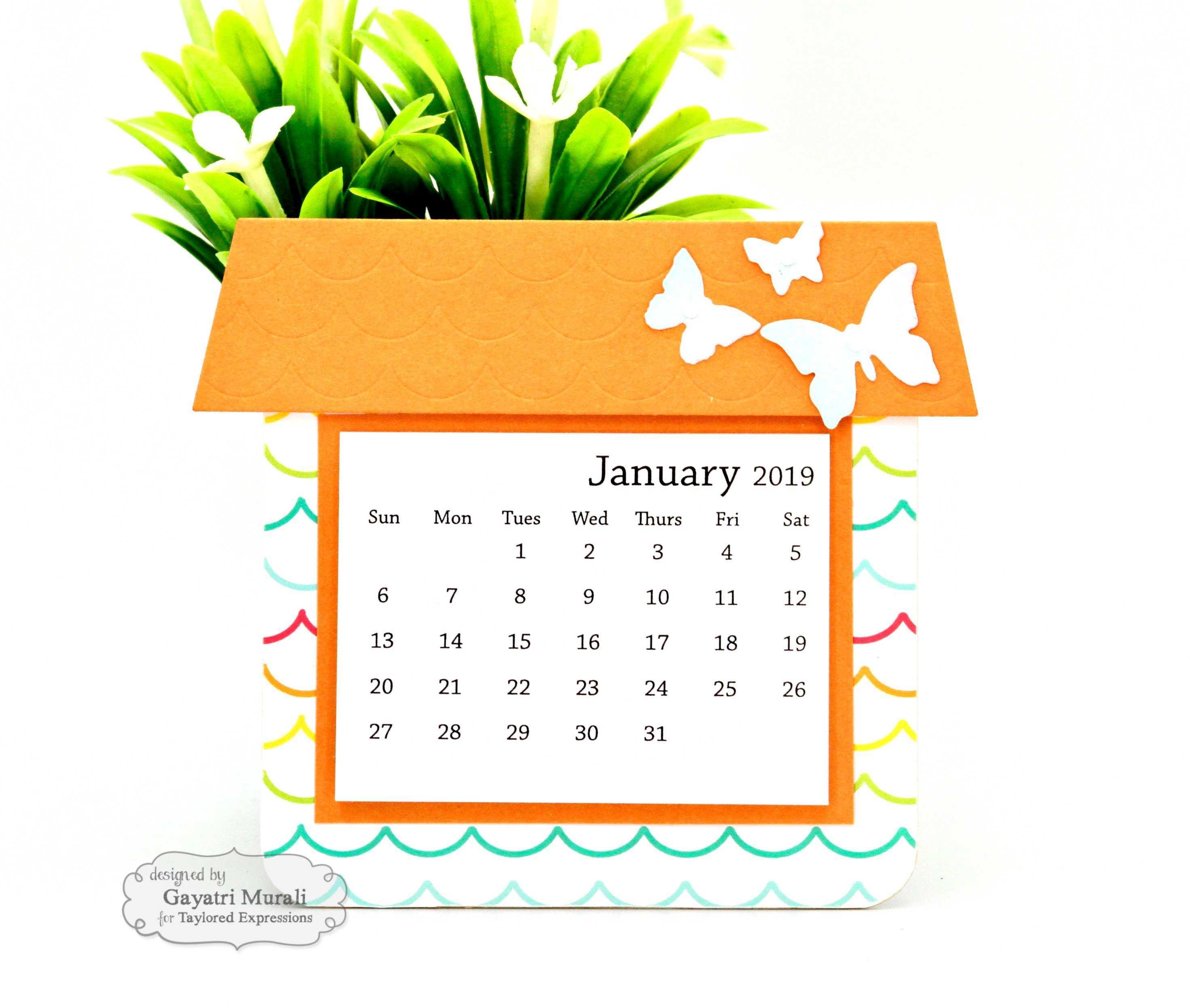 20 New 2019 Mini Tear Off Calendar Interior with 2019 Mini Tear Off Calendar