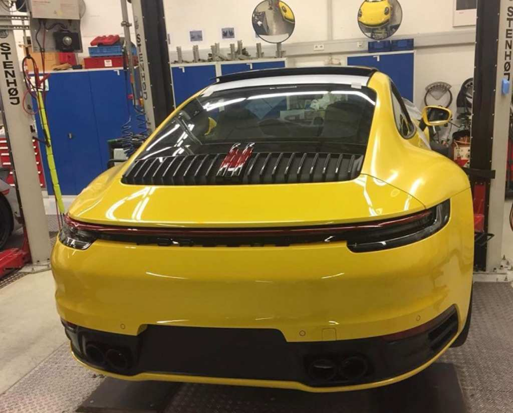 20 New 2019 New Porsche 911 Exterior and Interior with 2019 New Porsche 911