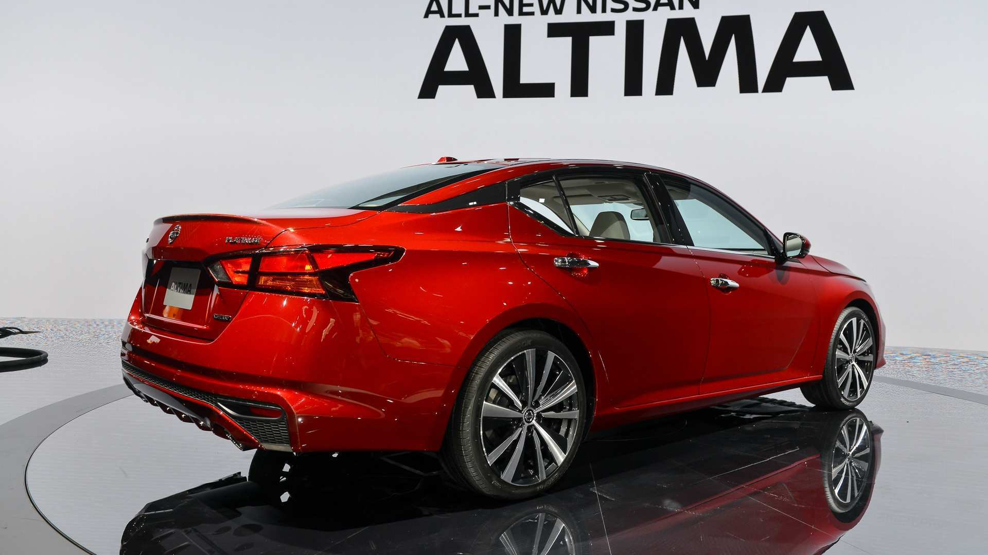 20 New 2019 Nissan Altima Platinum Vc Turbo Exterior and Interior by 2019 Nissan Altima Platinum Vc Turbo