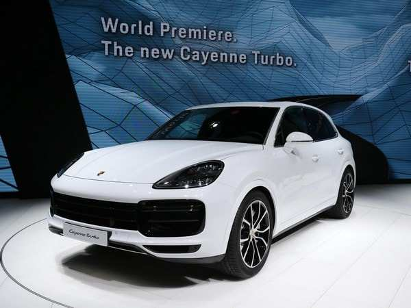 20 New 2019 Porsche Cayenne First Look Reviews by 2019 Porsche Cayenne First Look