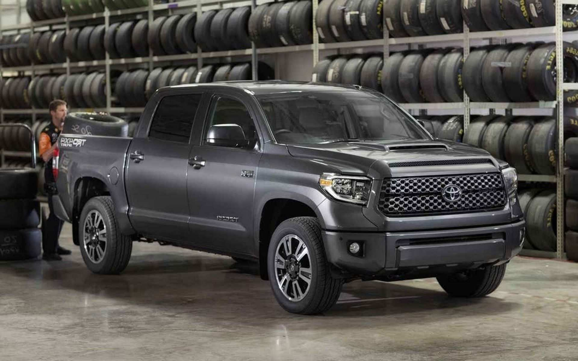 20 New 2019 Toyota Tundra Concept Reviews for 2019 Toyota Tundra Concept