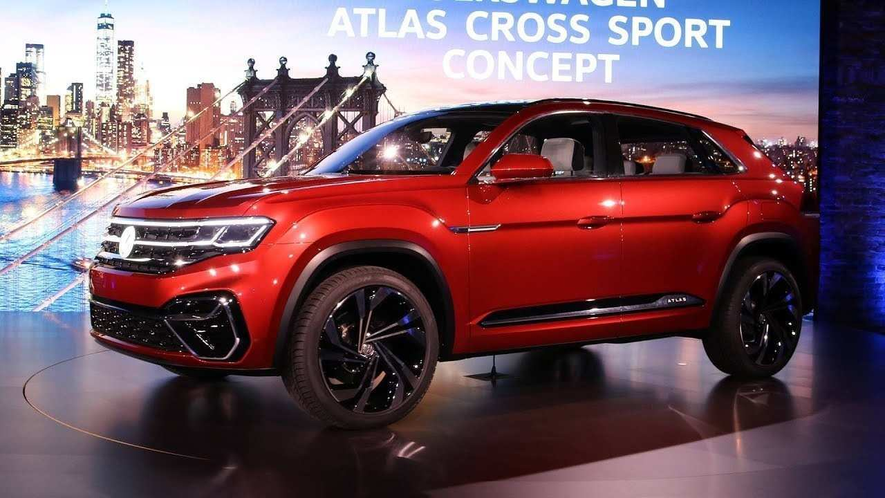 20 New 2019 Volkswagen Cross Sport Review for 2019 Volkswagen Cross Sport