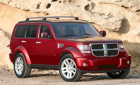 20 New 2020 Dodge Nitro Review by 2020 Dodge Nitro