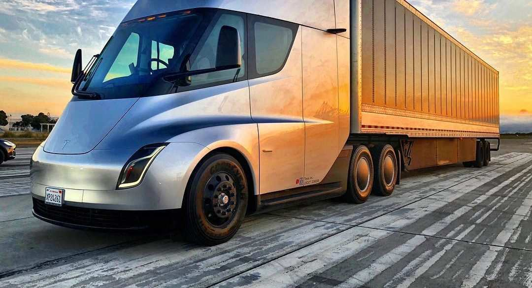 20 New 2020 Tesla Semi Exterior and Interior for 2020 Tesla Semi