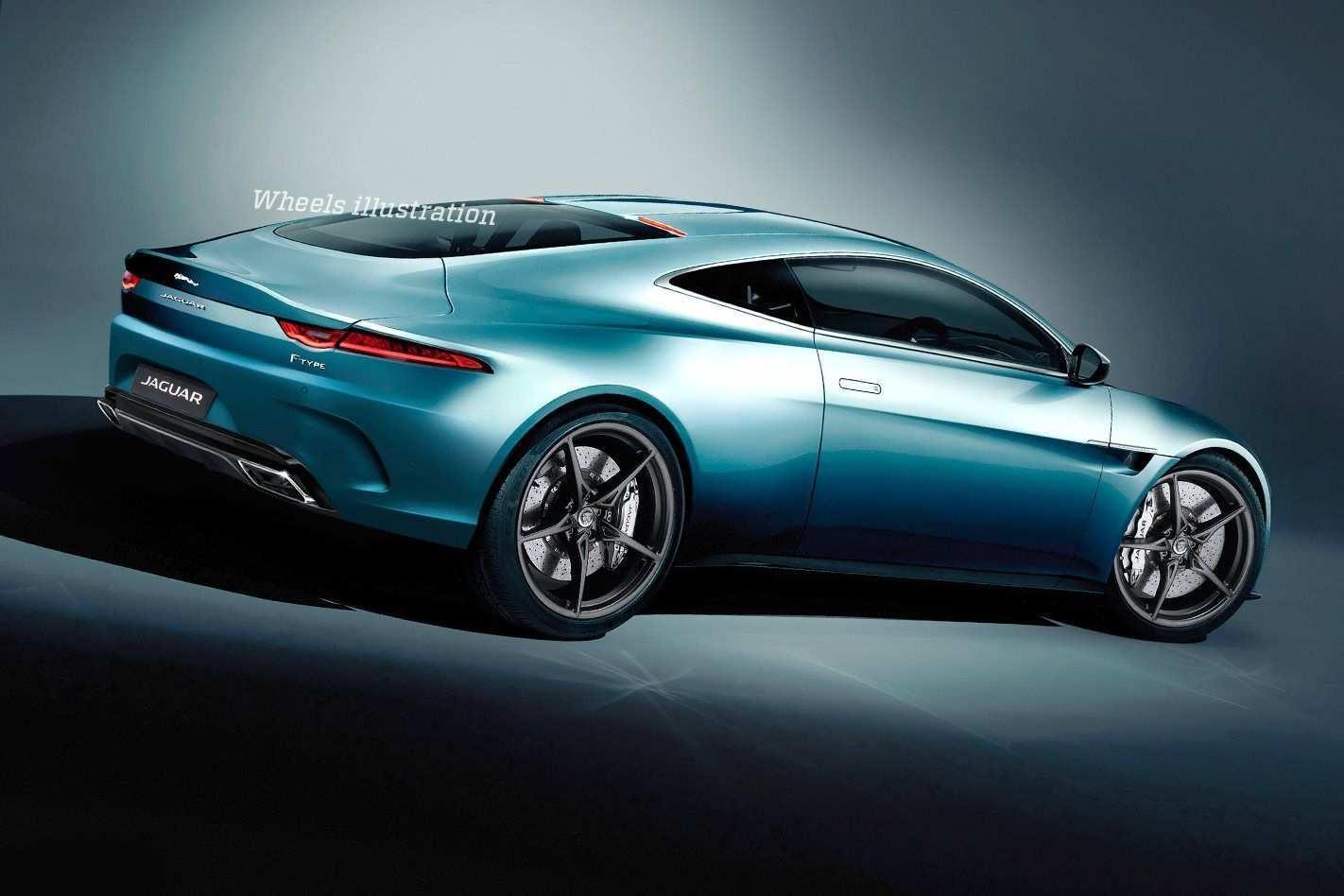 20 New Jaguar Coupe 2020 Spy Shoot with Jaguar Coupe 2020