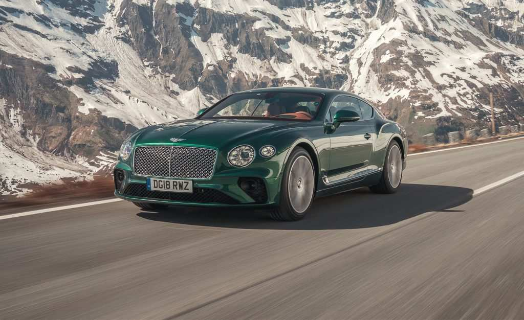 20 The 2019 Bentley Gt V8 Exterior by 2019 Bentley Gt V8
