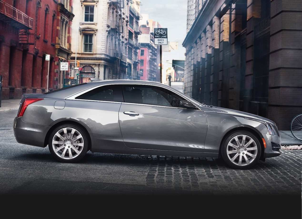 20 The 2019 Cadillac Ats Coupe Exterior with 2019 Cadillac Ats Coupe