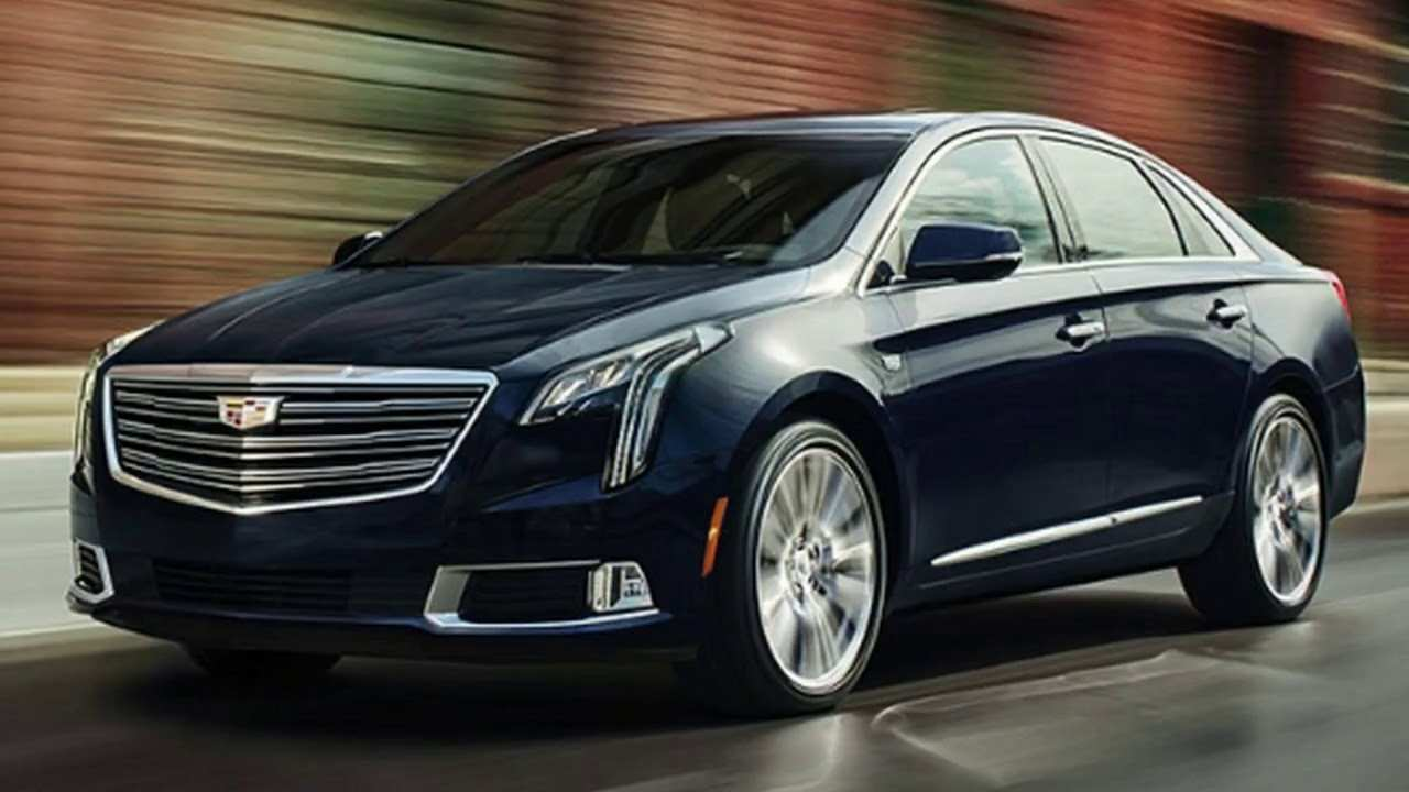 20 The 2019 Cadillac Xts Pictures for 2019 Cadillac Xts