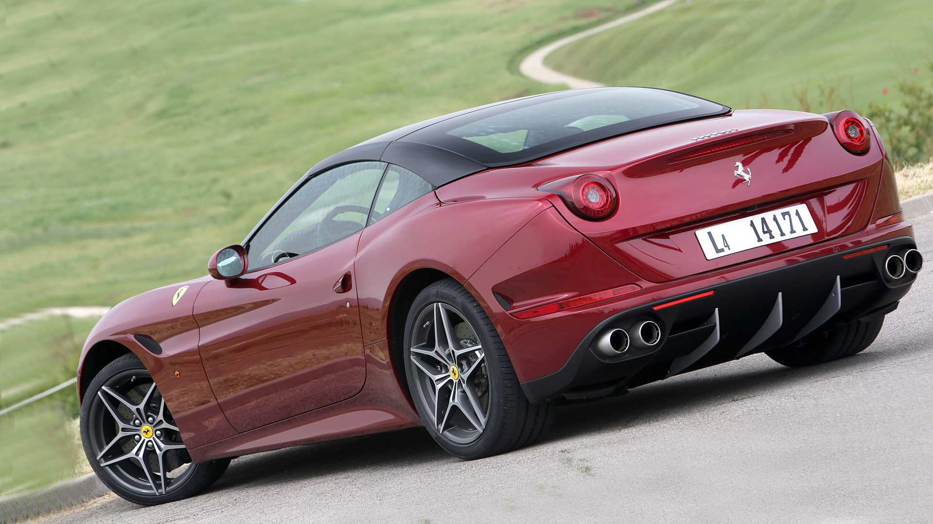 20 The 2019 Ferrari California Redesign with 2019 Ferrari California