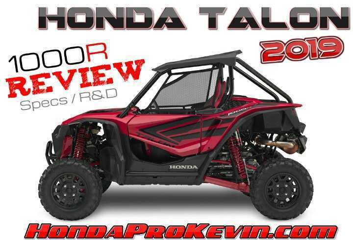 20 The 2019 Honda Talon Configurations for 2019 Honda Talon