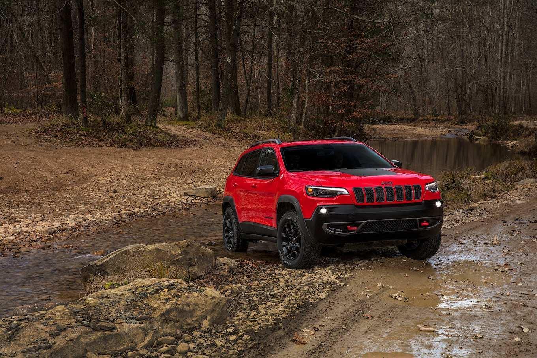 20 The 2019 Jeep Wagoneer Interior with 2019 Jeep Wagoneer
