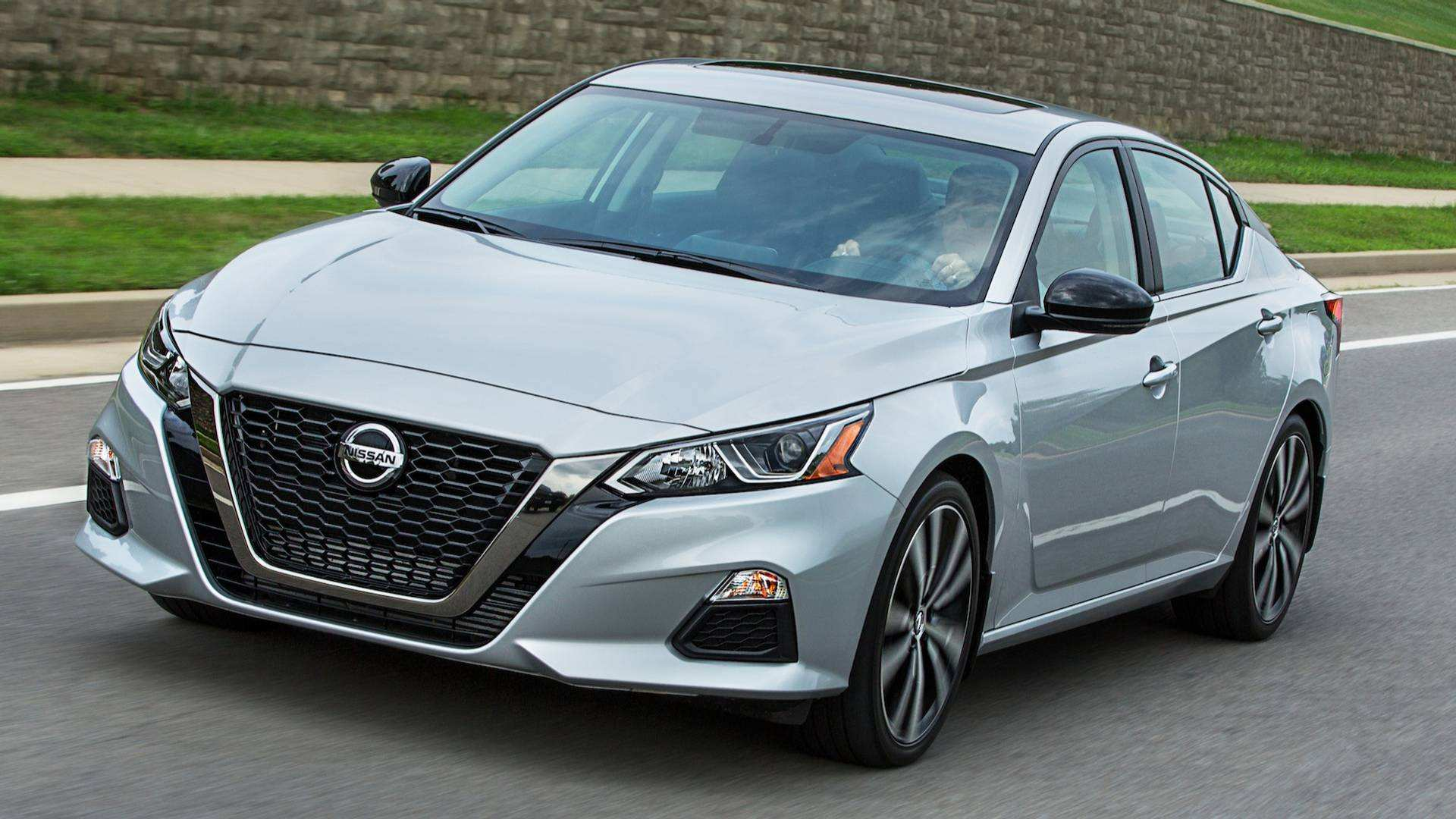 20 The 2019 Nissan Altima Rendering Prices with 2019 Nissan Altima Rendering