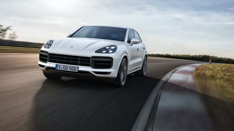 20 The 2019 Porsche Cayenne Standard Features Interior by 2019 Porsche Cayenne Standard Features