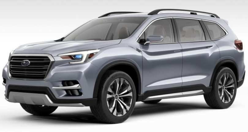20 The 2019 Subaru Ascent Release Date Overview by 2019 Subaru Ascent Release Date