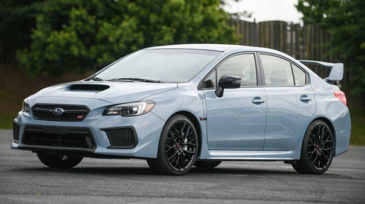 20 The 2019 Subaru Sti Specs Price by 2019 Subaru Sti Specs