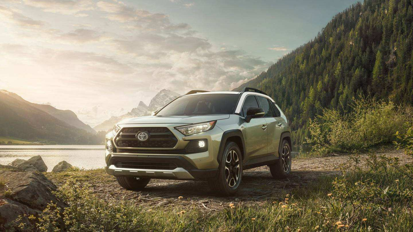 20 The 2019 Toyota Rav4 Spesification by 2019 Toyota Rav4