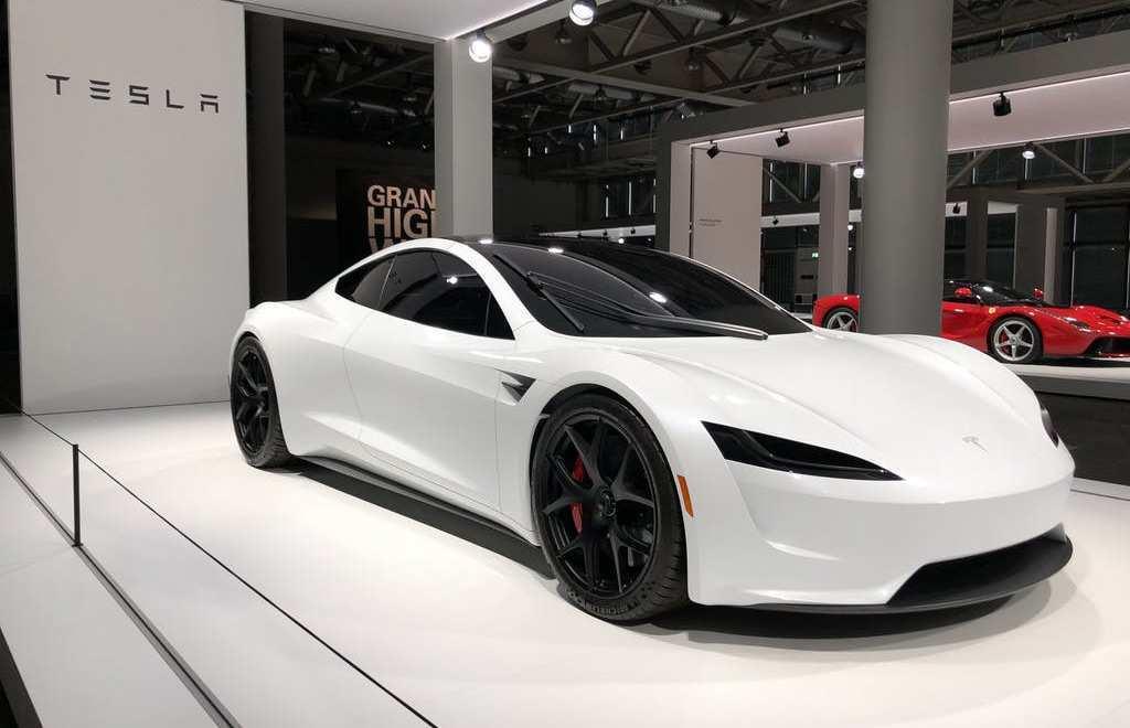 20 The 2020 Tesla Roadster Launch Release by 2020 Tesla Roadster Launch