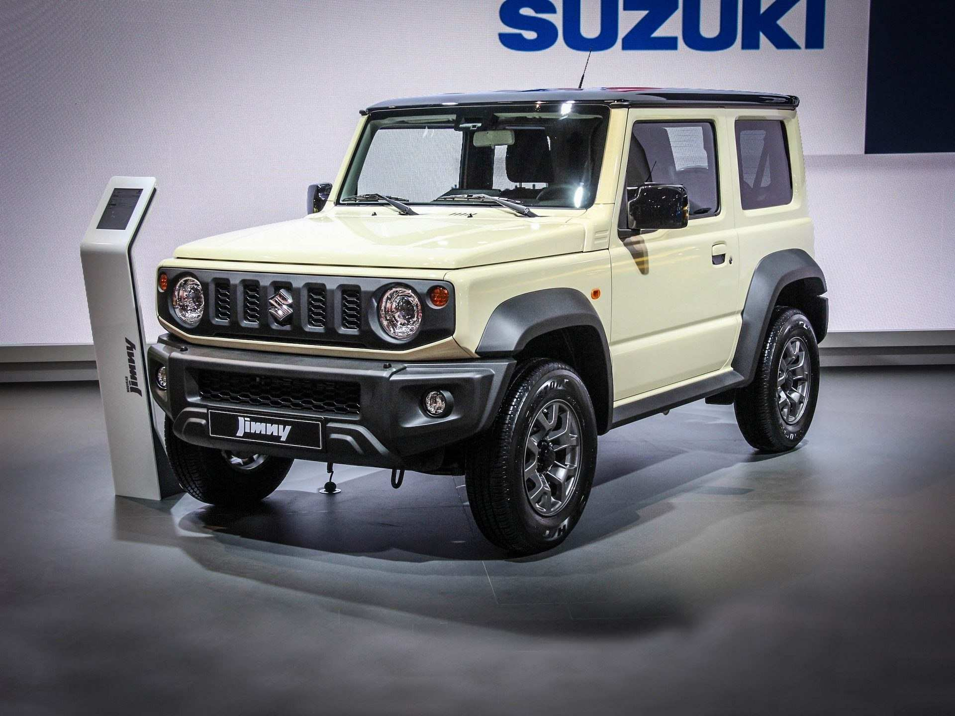 20 The New 2019 Suzuki Jimny Model with New 2019 Suzuki Jimny