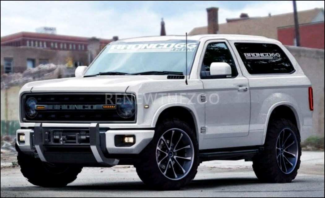 20 The New 2020 Ford Bronco Specs Pricing with New 2020 Ford Bronco Specs