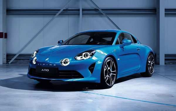 20 The Renault Alpine 2020 New Concept by Renault Alpine 2020