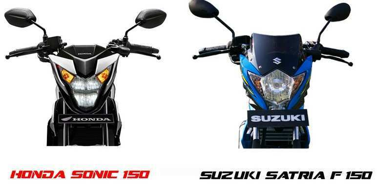 20 The Suzuki Satria Fu 2020 Spy Shoot with Suzuki Satria Fu 2020