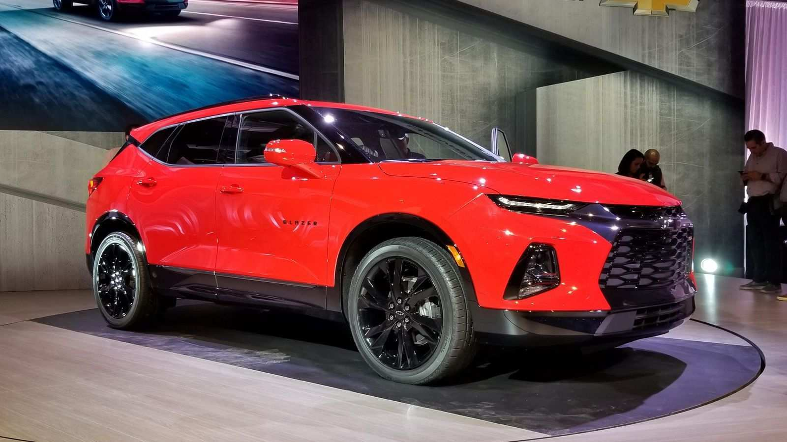 21 All New 2019 Chevrolet Blazer Release Date Specs for 2019 Chevrolet Blazer Release Date